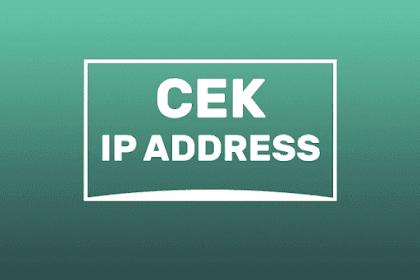 3 Cara Cek IP Address di Laptop, PC, HP Dengan Mudah