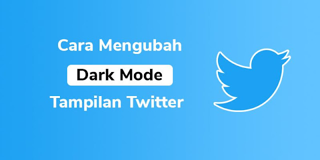 dark mode twitter