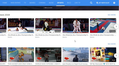 mx player stream movie live tv vod multi language platform sports live