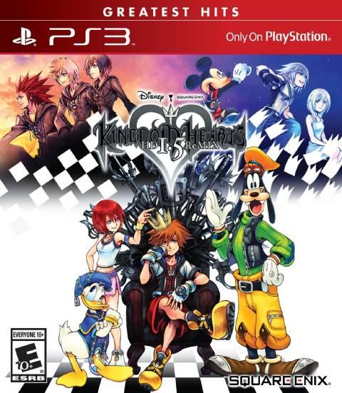 Kingdom Hearts HD 1 5 ReMIX - Download game PS3 PS4 RPCS3 PC free
