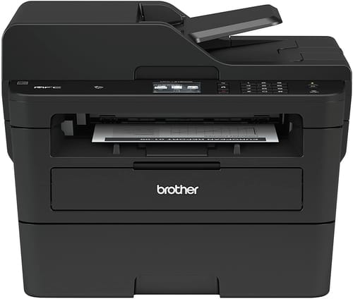 Review Brother MFCL2750DW All-in-One WiFi Laser Printer