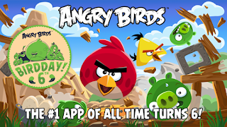 Game arkade, Angry Birds