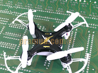 Tutorial Cara bongkar drone Syma X12S