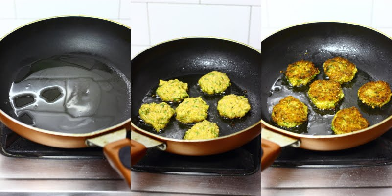 chawal tikki garam masala vegan pan fried snacks appetizer