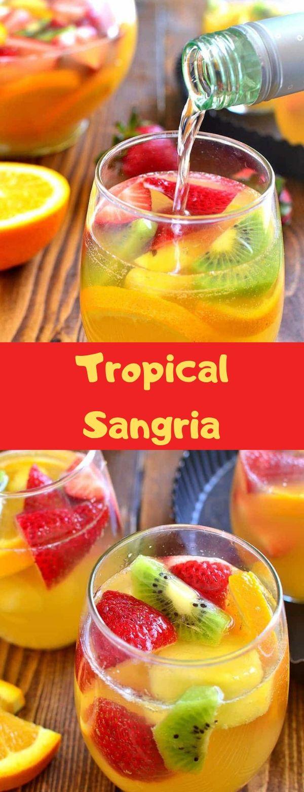 Tropical Sangria
