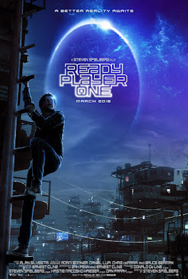 Póster de ready player one