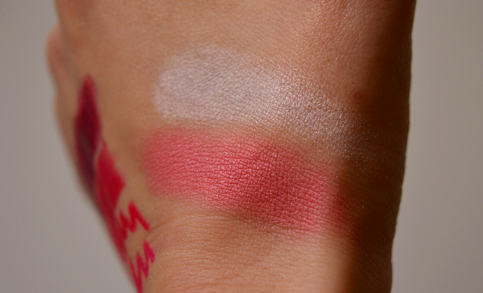 essence we are… blush swatches