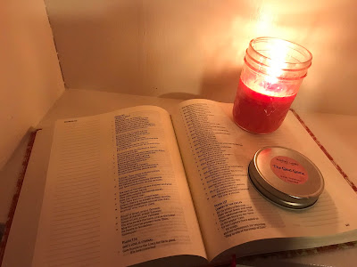 Words and Candles