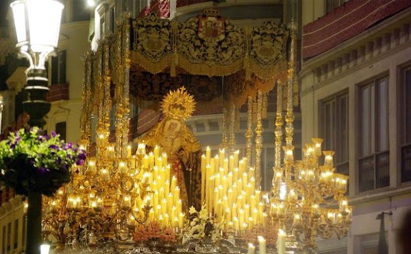 Las cofradías del Miércoles Santo acuerdan mantener en 2020 el mismo orden de la Semana Santa de Málaga de este año