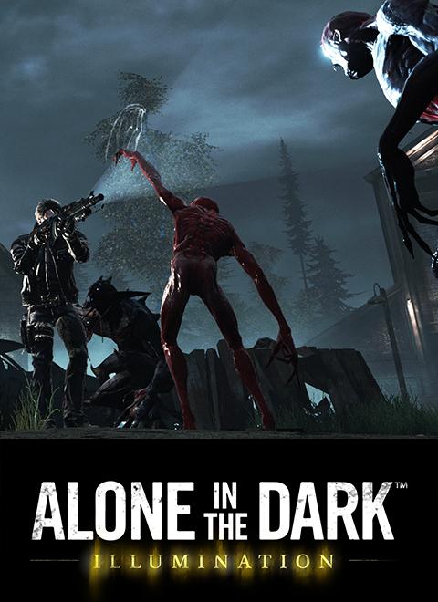 تحميل لعبة alone in the dark 1
