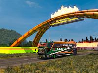 Map ITSJ V3 By Ahmad Faisal Euro Truck Simulator 2