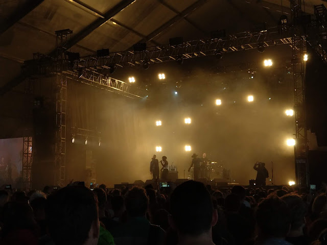 Young Fathers,Open'er Festival 2018