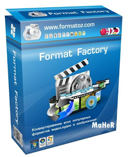 تنزيل برنامج فورمات فاكتوري Format Factory- 2017