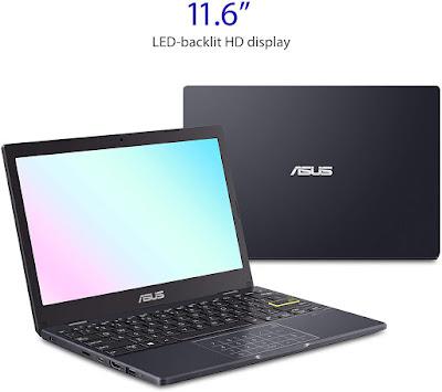 "ASUS Laptop L210 Ultra Thin Laptop, 11.6"" HD Display, Intel Celeron N4020 Processor, 4GB RAM"