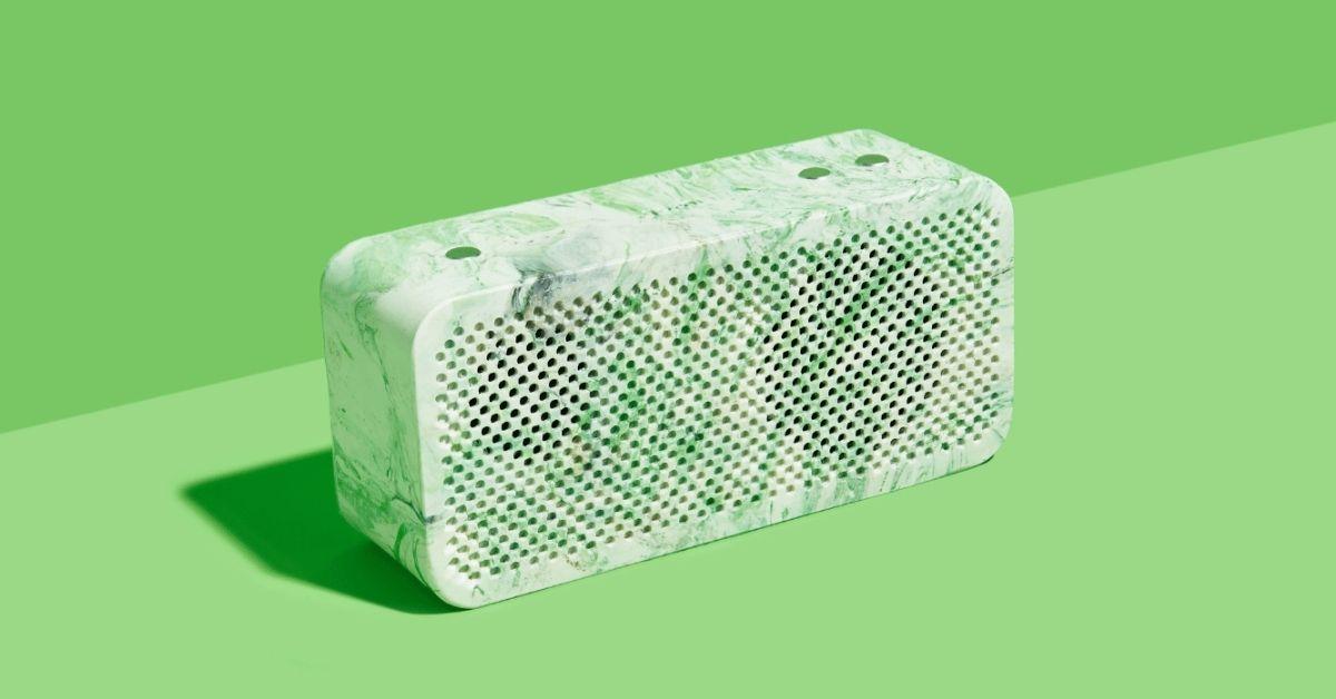 6. Gomi Speaker by Gomi Design - Moniedism