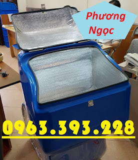 Thùng giao hàng trung, thùng chở hàng sau xe máy, thùng ship đồ ăn 4985ec0878fc83a2daed