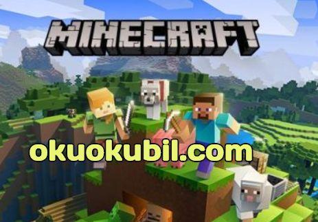 Minecraft Pocket Edition v1.16.200.53 Full Apk  MCPE - Beta İndir 2020