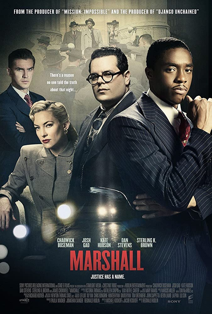 Marshall (2017) Dual Audio (Hindi+English) Movie Download in 480p | 720p | 1080p GDrive