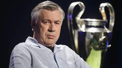 Ancelotti habla del Real Madrid