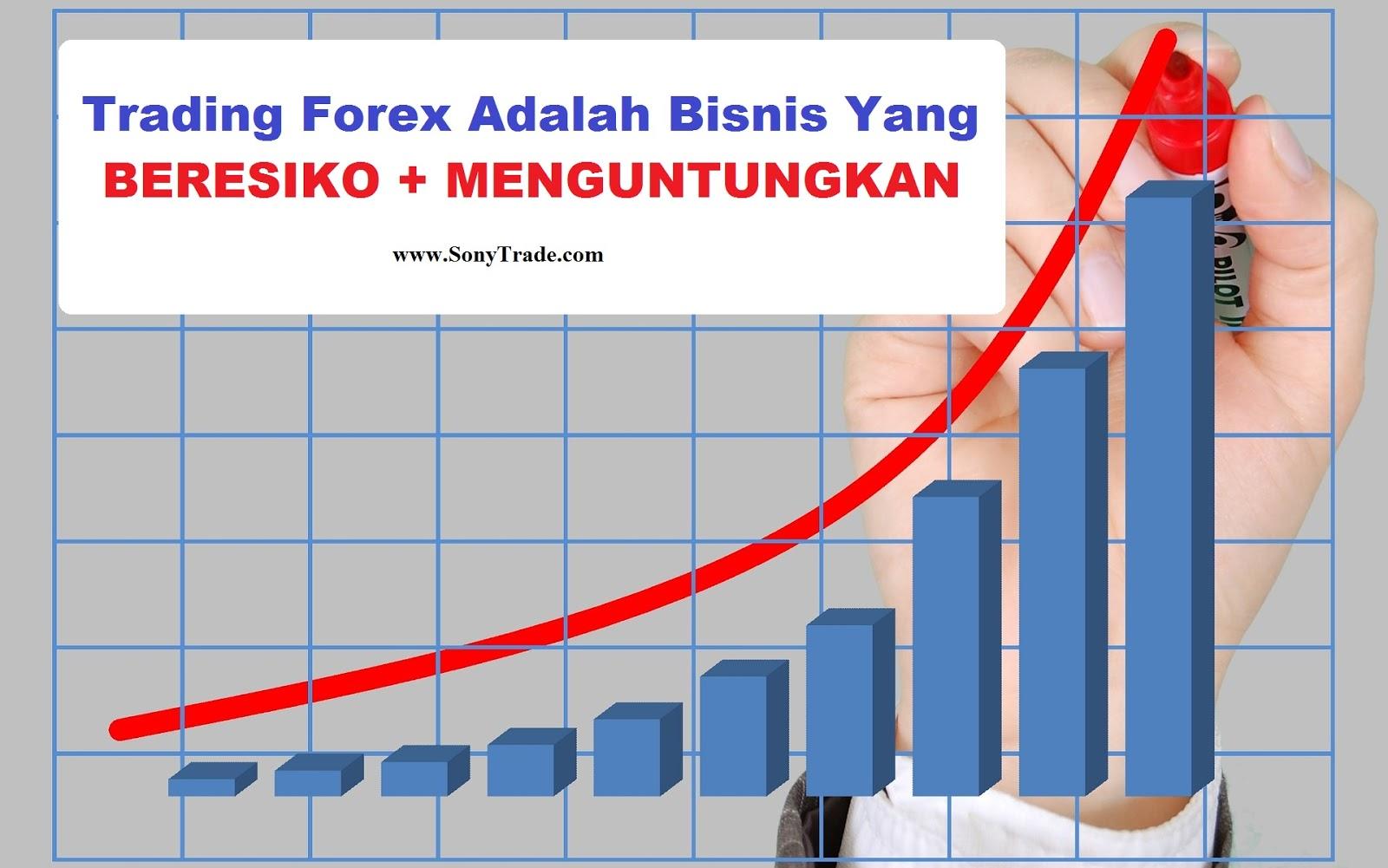 Trading Forex Adalah Bisnis Yang Beresiko Sekaligus ...