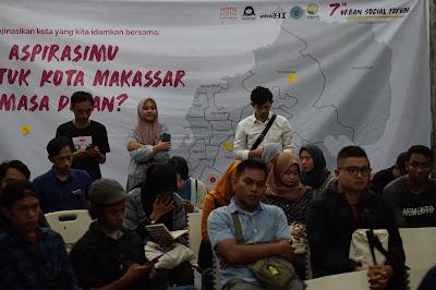 Urban Social Forum Sambang Kota Makassar
