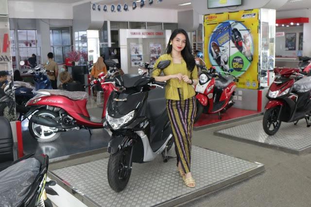 Keren, Yamaha Borong 8 Penghargaan pada Gelaran Otomotif Award 2021