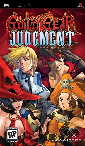 Guilty Gear Judgment - PSP - ISO Download