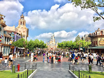 Park Shanghai Disneyland China