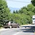 Sarajevo . Sudar vozila i kamiona, vatrogasci rezali Golf kako bi izvukli vozača