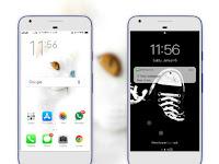 Download Tema Keren untuk Oppo Devaproject, iPhone Tema