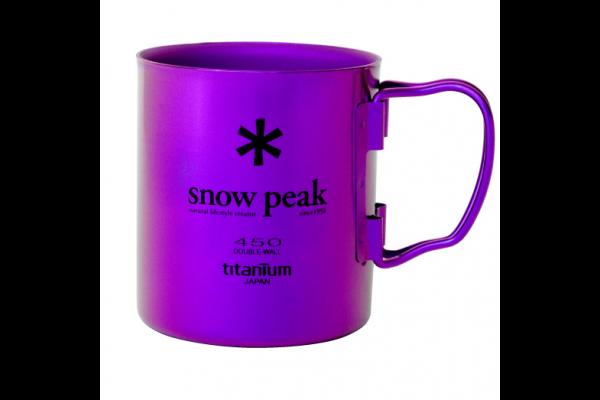 Snow Peak Travel Mug