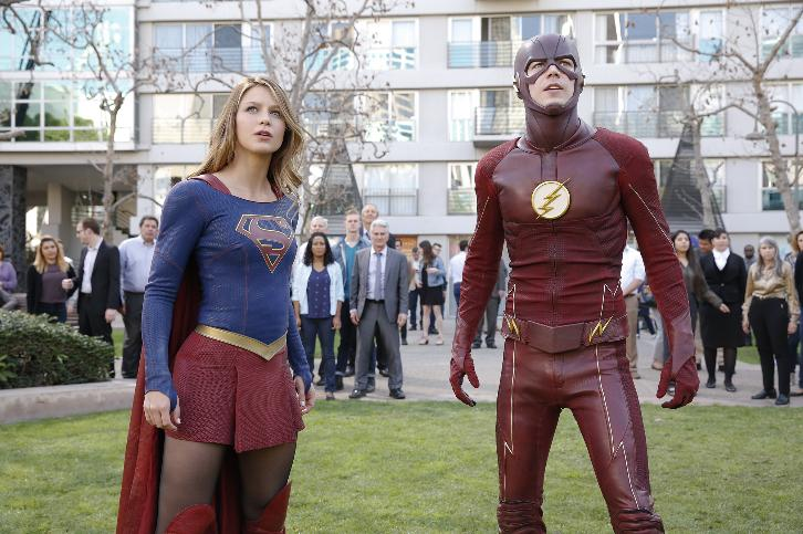 The Flash & Supergirl Musical Crossover - Music Meister Announced as the Villain *Updated*