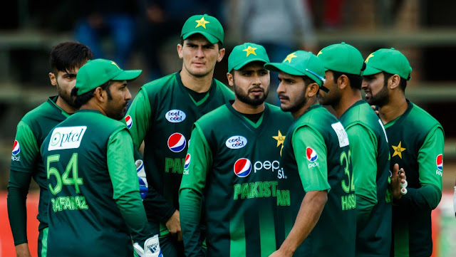 Chief Selector Misbah-ul-Haq Unveils Squad For ODI Series Against Sri Lanka