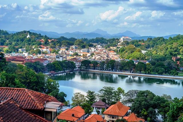 Kandy - Sri LAnka (foto banco de imagem @sita_india)