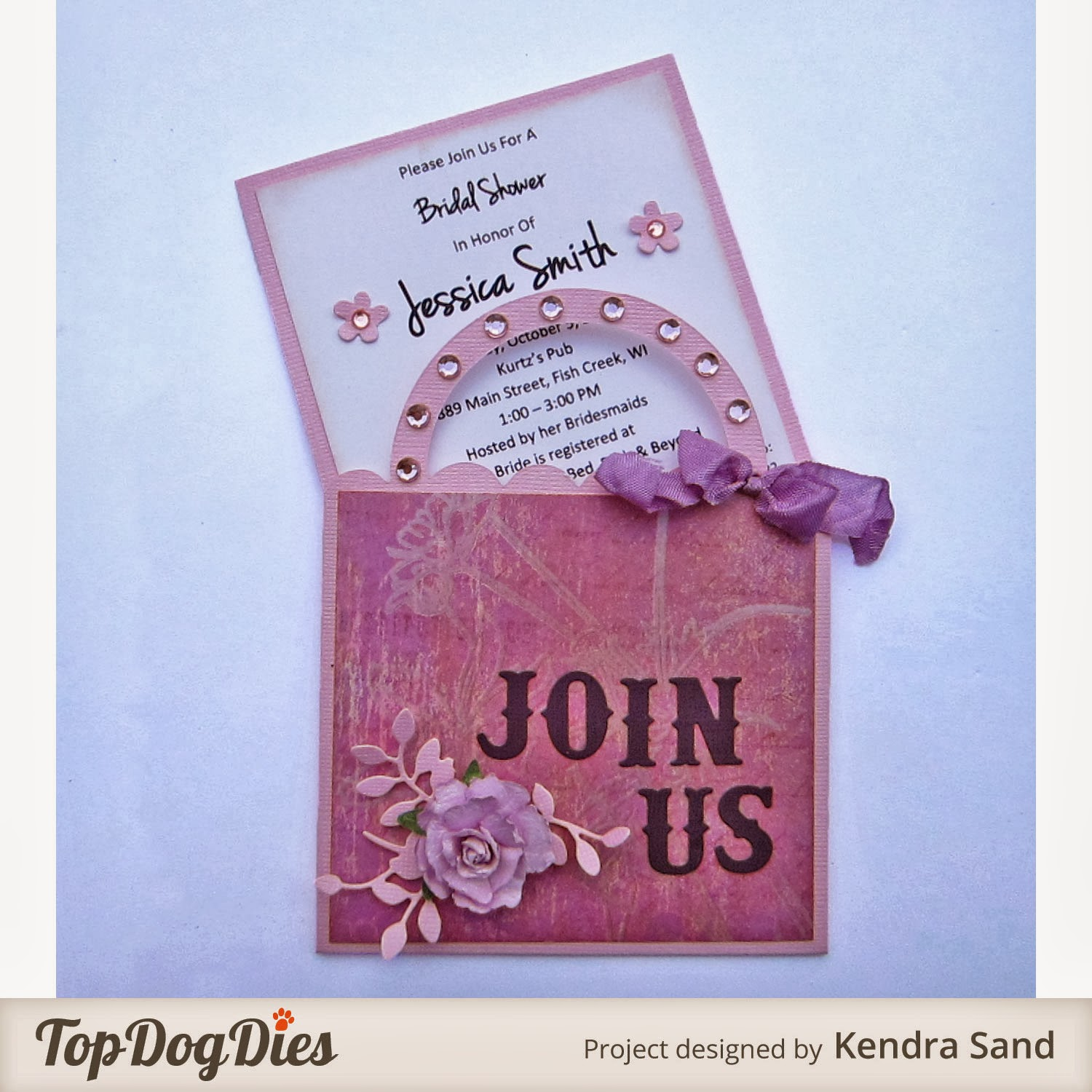 Luv 2 Scrap N' Make Cards: Join Us With TDD