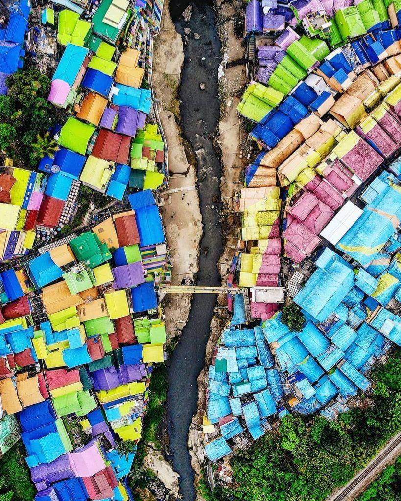 Kampung Tridi – Wisata Murah Meriah Instragramable Arek Malang