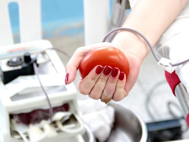 Encerrada a campanha de páscoa do banco de sangue em Petrópolis