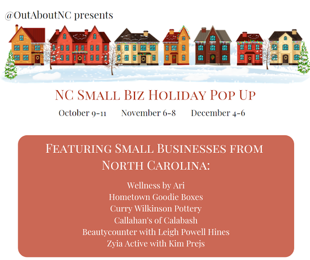 The NC Small Biz Holiday Pop-Up
