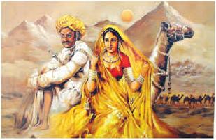 राजस्थान के पुरुषो के गहने