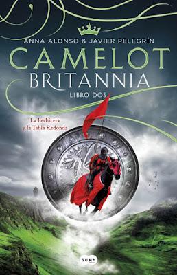 LIBRO - Camelot (Britannia #2) Ana Alonso & Javier Pelegrín (Suma de Letras - 10 noviembre 2016)  Edición papel & digital ebook kindle NOVELA | Comprar en Amazon España