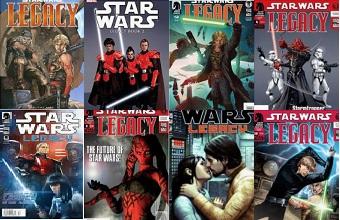 Star Wars Hagyaték képregénysorozat
