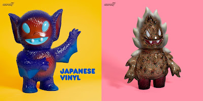 Super7's Designer Con 2019 Exclusive Soft Japanese Vinyl Figures