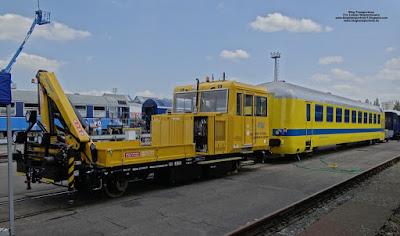 SŽDC, MUV 75, Czech Raildays 2018
