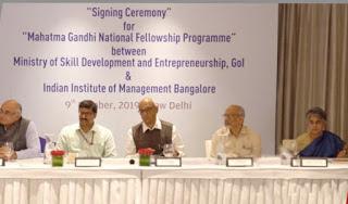 Mahatma Gandhi National Fellowship (MGNF) Programme