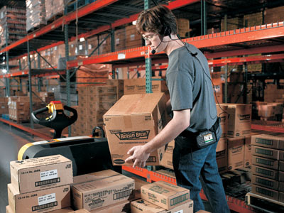 Supply Chain Management: Voice Technology in Warehouses