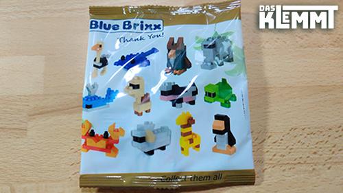 BlueBrixx Dankeschön-Beigabe