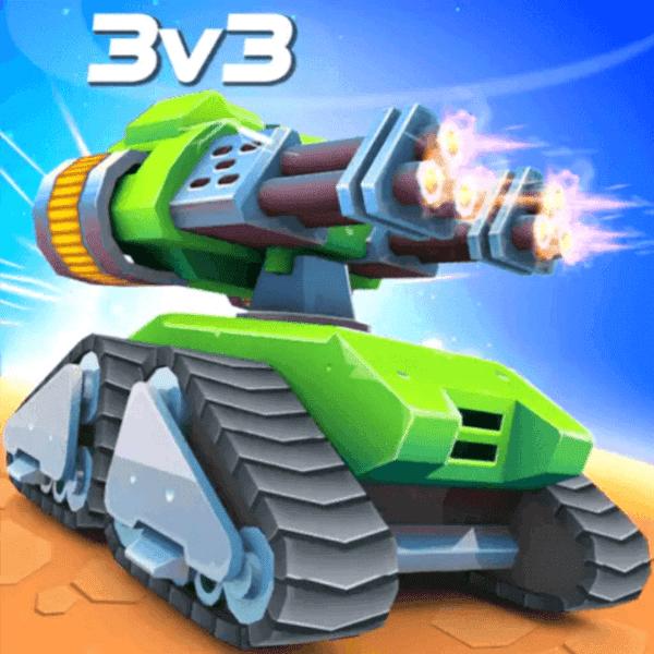 Tanks A Lot! – Realtime Multiplayer Battle Arena v2.63 Apk Mod [Dinheiro Infinito]