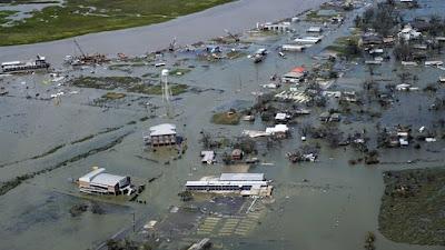 EEUU: Huracán Laura deja seis muertos y causa destrozos a su paso por Luisiana