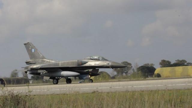 Μάρτυρες των τουρκικών προκλήσεων στο Καστελόριζο οι σύμμαχοι πιλότοι στον Ηνίοχο