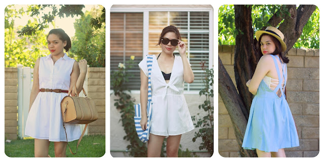 Summer Style: Tobi x Sweets and Hearts